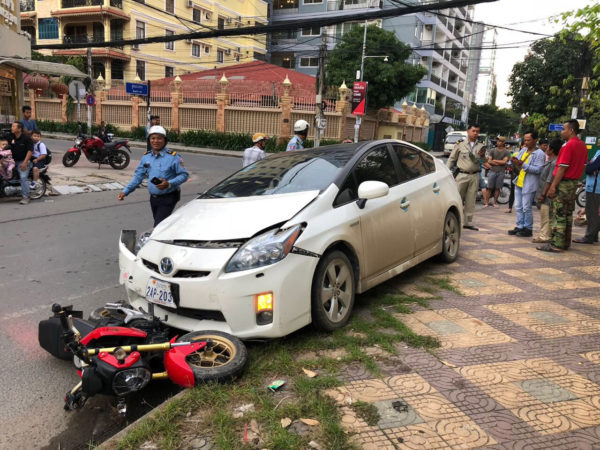 Indonesian Asked For 8k After Accident ⋆ Cambodia News English