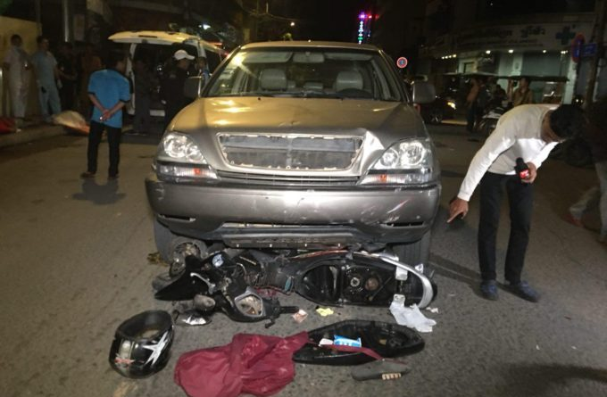 Chinese Driver Involved in Fatal Accident ⋆ Cambodia News English