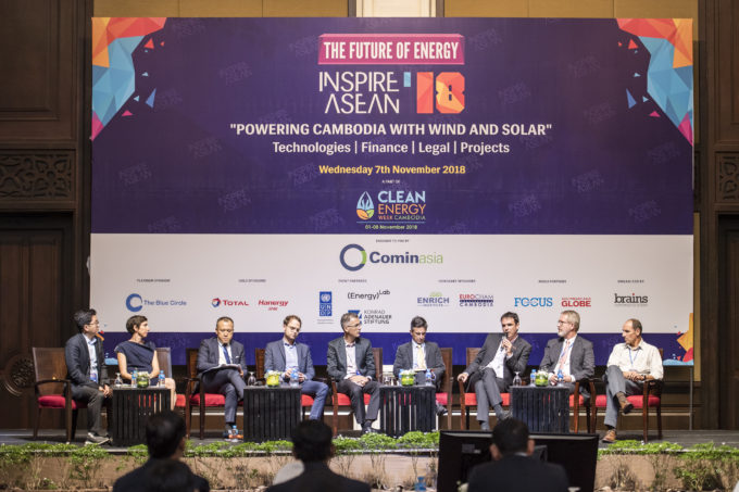 Inspire ASEAN 18 Promotes Renewable Energy in Cambodia