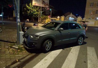 White Guys Wreck Audi