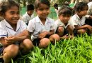 School-Children in Cambodia Pave Way for Climate Adaptation