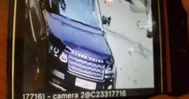 University Student Killed by Hit and Run Range Rover (Video)