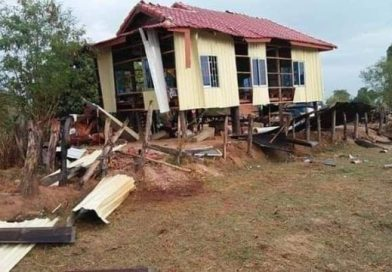 Winds and Deadly Lightning Strikes in Banteay Meanchey