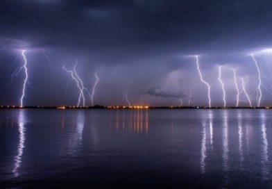 Lightning Strike Knocks Out PP Power