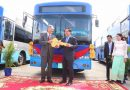 Japan Provides More Buses for Capital