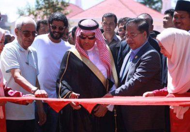 Arab Funded School Opened In Kampong Chhnang