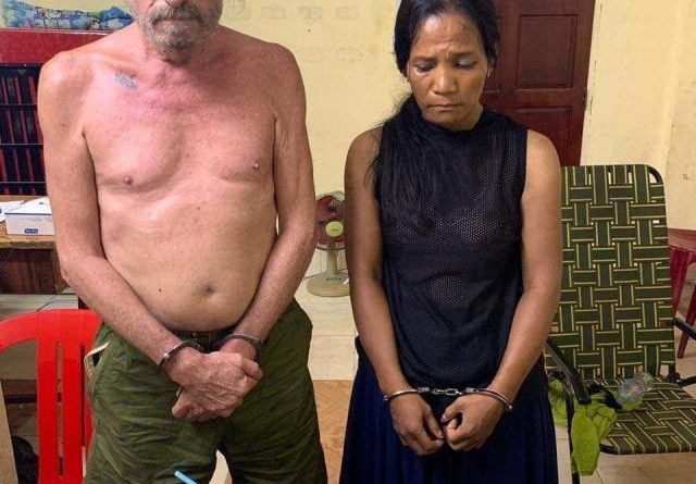 Canadian Caught With Kampot Meth And Pot