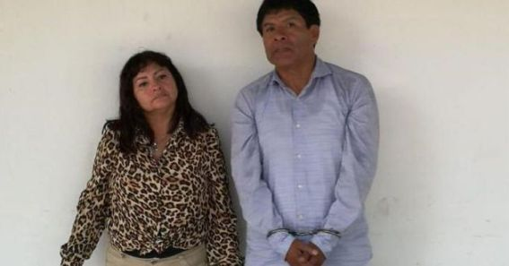 Thieving Peruvian Couple  Caught In Siem Reap