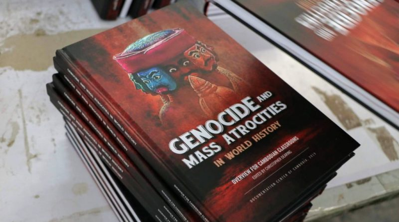 New Genocide Study Book For Schools