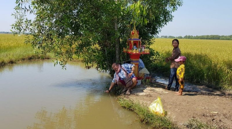 The Lourdes Of Svay Rieng?