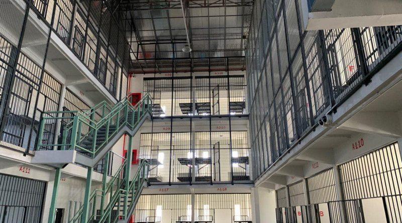 Inside Phnom Penh's New  Prison