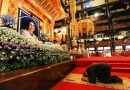 Japanese Buddhist Ceremony  For HRH Bopha Devi