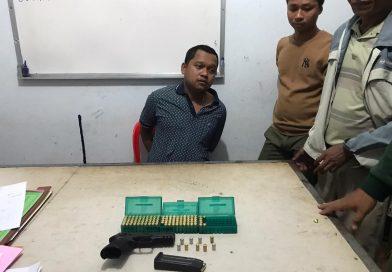 Boozed Up Battambang Border Cop Goes Ballistic