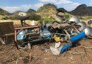 Battambang Tractor Blown Up By UXO