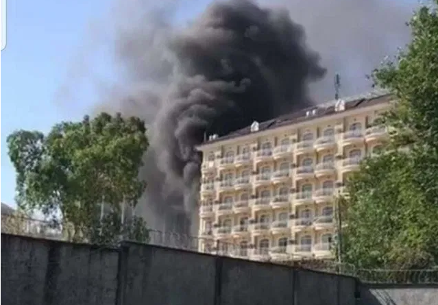 UPDATE: Fire In SHK Casino