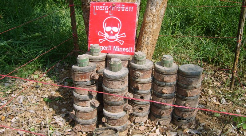 UXO Injuries Up In 2019