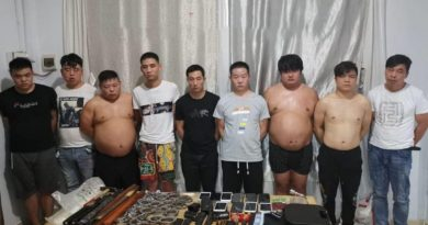 'Fishing' Abductions In Sihanoukville