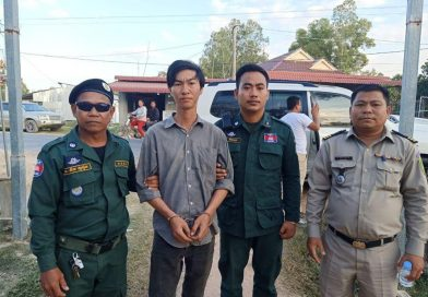 Vietnamese Tractor Driver Detained After Body Found