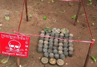 Battambang Landmine Awareness