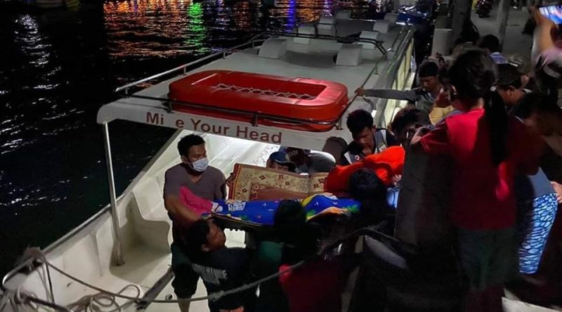 Tourist Rescued From Koh Rong