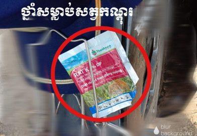 Unidentified Battambang Man Determined To Die