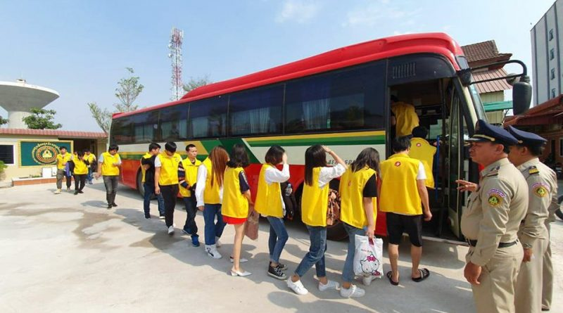 150 scammers deported to China - Khmer Times