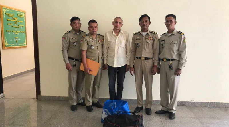 Ex-Pattaya Tour Guide Russian Sent Packing To Laos