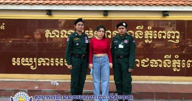 Facebook Seller Thai Srey Neang Charged By Court