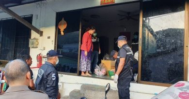 17 Cambodian Children Rescued In Phuket