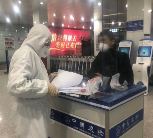 Another Chinese Diagnosed After Flight From Cambodia