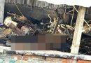 Batambang Manhunt After Bodies Found In Fire Scene