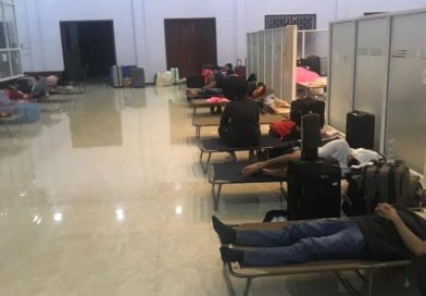 Traveler Describes Entering Cambodia Via Korea Flight