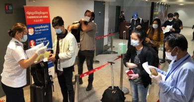 100 Passengers Quarantined After Korean Flights