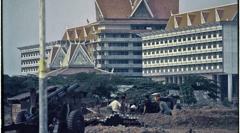 The Elephant & Dragon Pt.7 Questions- April 1970