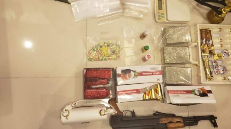 Heroin, MDMA, And Guns Seized In Cambodia-Vietnam Smuggling Operation