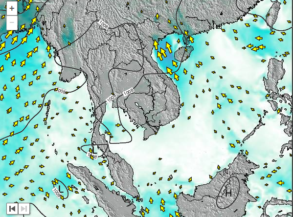 Dry Spell Predicted For Mid-July