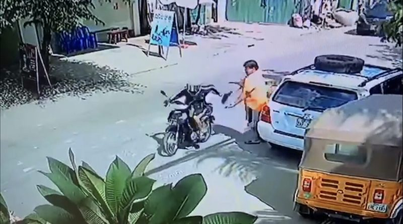 More Video Footage Of Fatal Bag Snatch Incident