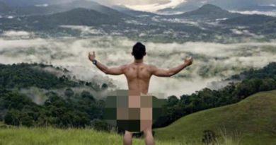 Ratanakiri Naturist Photo Subject Issues Apology