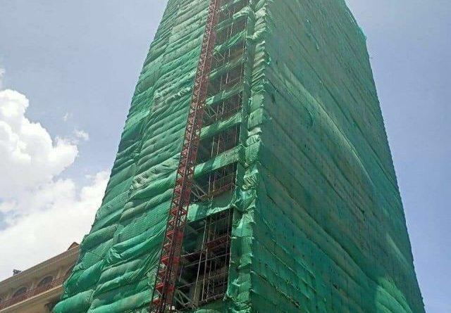 Teenage Construction Worker In Fatal BKK1 Fall