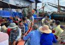 49 Illegal Vietnamese Dredger Workers Arrested In Koh Kong