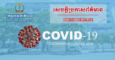 New Imported COVID-19 Found