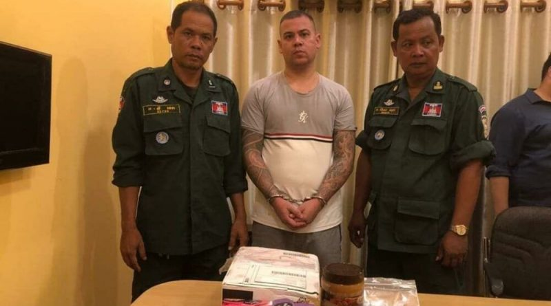 Briton Caught With Large Quantity Of Drugs In Kampot Post