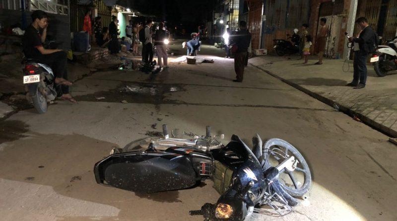 Journalist Dies In Phnom Penh Street