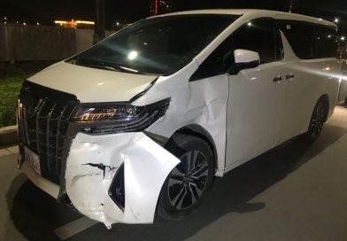 Chinese Run After Alphard & Moto Collision Kills One