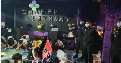 UPDATE: Hundreds Arrested In Chinese KTV Raid In Sihanoukville