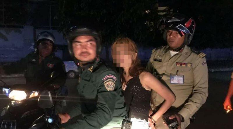 Wat Phnom Sex Worker Steals Chinese John's Phone