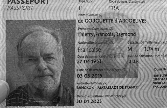 Frenchman Found Dead In Siem Reap
