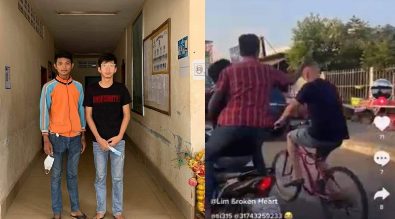 Youths Arrested After Foreigner 'Happy Slapping' Vid Goes Viral