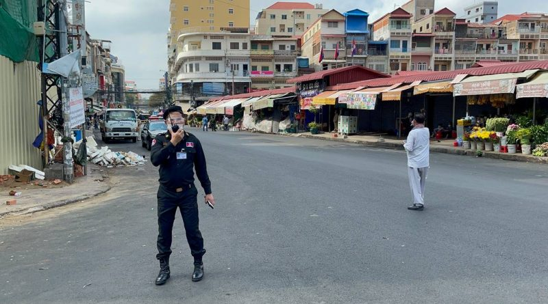 Further Lockdowns In Siem Reap/PP Extends Curfew