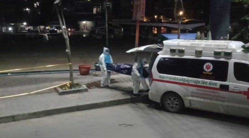 98 Year Old Beggar Dies Of COVID-19